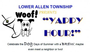 Yappy Hour @ Dog Park at Lower Allen Community Park  | Mechanicsburg | Pennsylvania | United States